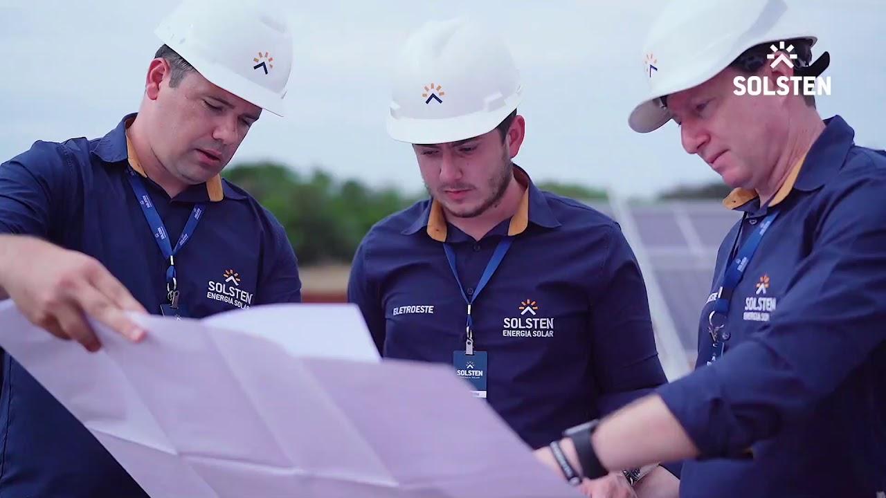 SOLSTEN ENERGIA SOLAR  - INSTITUCIONAL