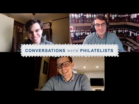 Conversations with Philatelists Ep. 19: George James