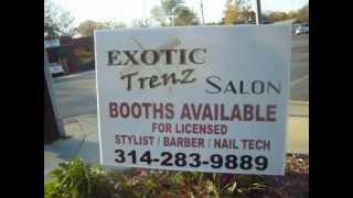EXOTIC TRENZ SALON ~ Now Hiring