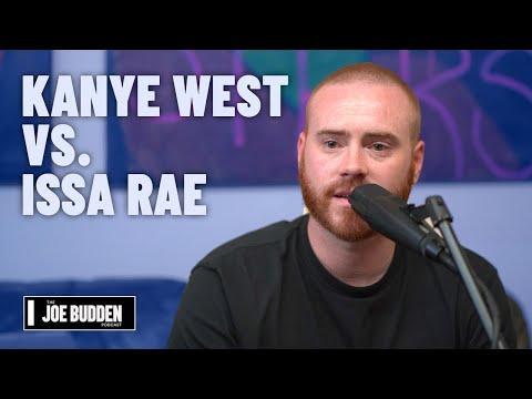 Kanye West vs. Issa Rae | The Joe Budden Podcast