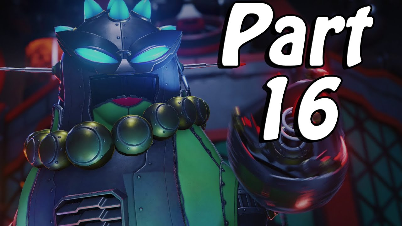 [Let's Play] Ratchet & Clank (PS4) – Part 16 – Oma des Grauens