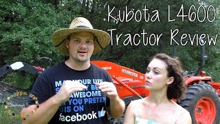 Kubota L4600 Tractor Review