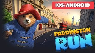 PADDINGTON RUN - GAMEPLAY ( iOS / ANDROID )