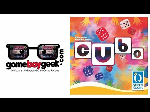 The Game Boy Geek Reviews Cubo