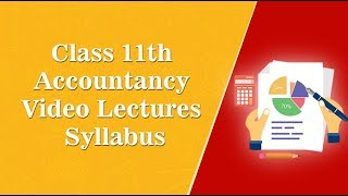 Class 11 Accountancy Demo2