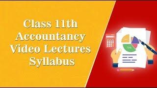 Class 11 Accountancy Demo2