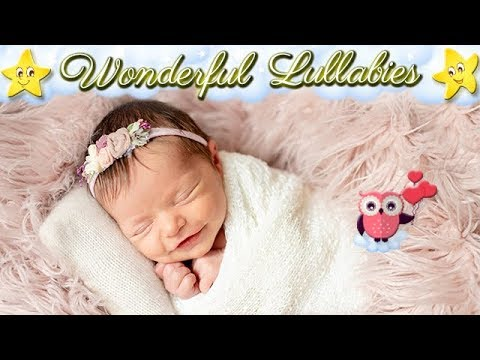 Super Relaxing Baby Sleep Music Berceuse Schlaflied ♥ Best Soft Lullaby ♫ Good Night Sweet Dreams