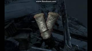 Скайрим как найти перчатки железной руки. Уникальная броня #26