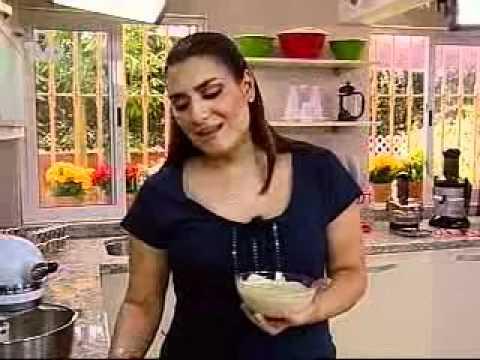 Receta para preparar Tiramisú de Chocolate Blanco