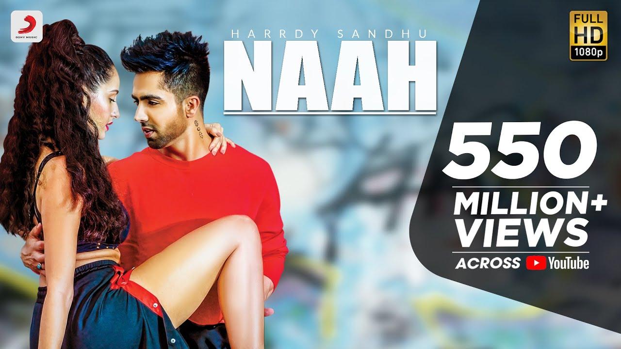 Naah Lyrics - Harrdy Sandhu Feat. Nora Fatehi | Jaani | Lyricworld