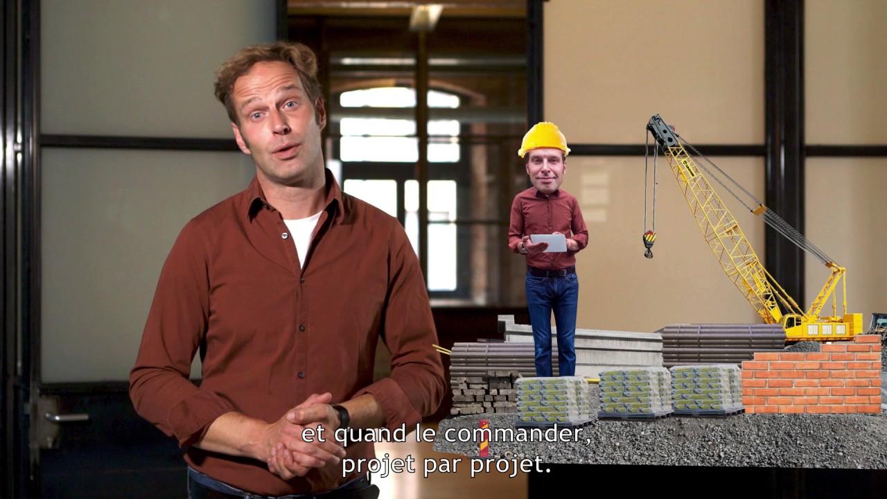 Video: Un logiciel pour les entreprises de construction : un must !