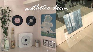Эстетичный декор комнаты ♡ DIY