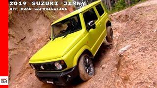 Suzuki Jimny 2018 - dabar