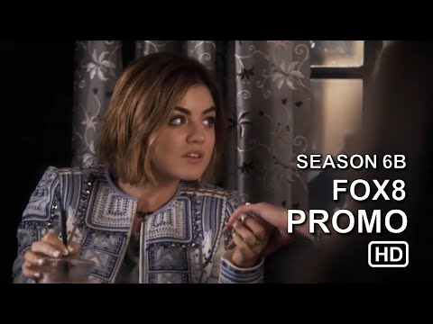Pretty Little Liars Season 6B (Australian Promo)