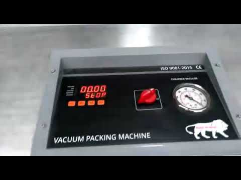 Vacuum Packaging Machine For Powder