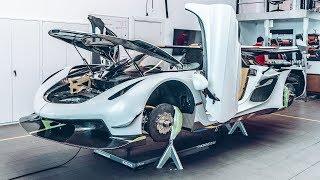 [Top Gear] How to build a 300mph Koenigsegg Jesko
