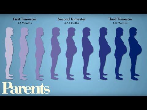 Pregnancy Workouts: Best 10 Minute Workout   Parents