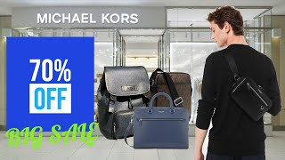 Michael Kors Outlet || Mens Bags, Clothes, Wallets, Accessories || Extra 25% Off