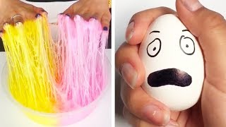 The Most Satisfying Slime ASMR Videos | Relaxing Oddly Satisfying Slime 2019 | 129