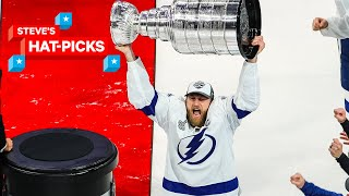 NHL Plays Of The Week: O Captain! My Captain! | Steve's Hat-Picks