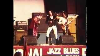 Judas Priest - Reading Festival, August 22 1975 (Ultra-Rare 8mm Footage)