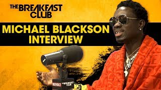 The Breakfast Club - Michael Blackson Opens Up About Son's Drug Issues, Love For Ashanti + More