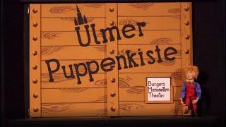 Bau eines kleinen Marionettentheaters