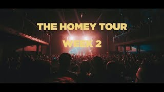 CHON - The Homey Tour (Update #2)