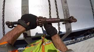 Ratcheting Binder & Handling Chains