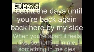 3 Doors Down - Everytime You go (Acoustic Version)