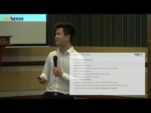 HỘI THẢO DOANH NGHIỆP, DOANH NHÂN 4.0 - Ông Trần Trung Hiếu