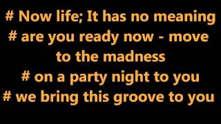 Maniac 2000 With Lyrics (Mark McCabe)