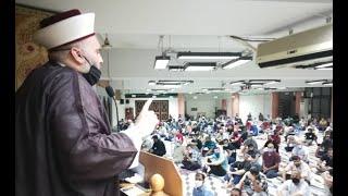الشيخ جبري في خطبة الجمعة: التطبيع الإماراتي مع العدو خيانة وتخلٍّ عن المقدسات