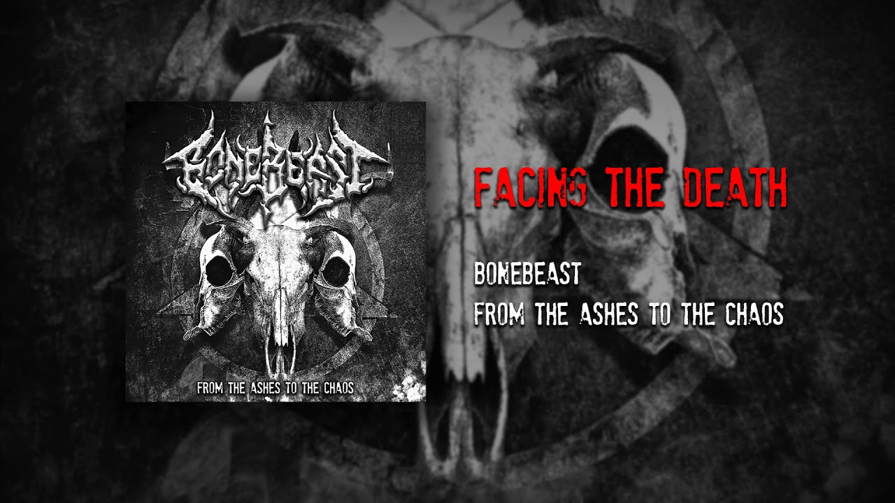 Bonebeast - From The Ashes To The Chaos (2019)
