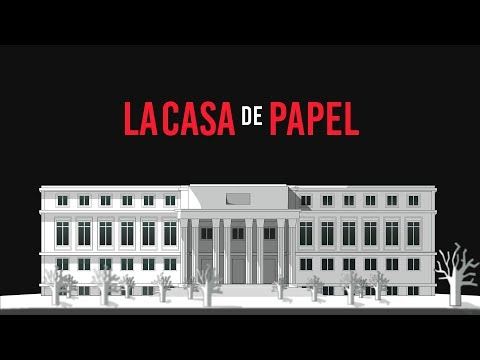 Soundtrack La Casa De Papel (Theme Song - Epic Music) - Musique La Casa De Papel