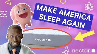 Make America Sleep Again | Nectar | Best Online Mattress | Mattress Ad