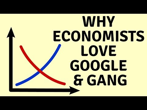 Why Economists love Google, Facebook and Amazon? #DailyDope