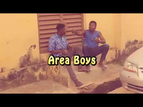 Area boys by harrykeys comedy