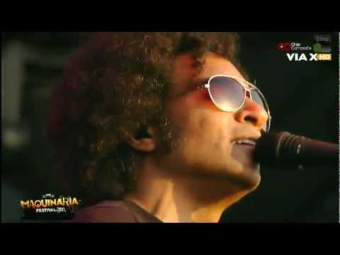 Alice In Chains - Last of My Kind (Live Maquinaria 2011) HD