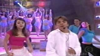 Sandy E Junior - No Fundo Do Coração - Faustão 1999 COMPLETO - Parte 1 De 3
