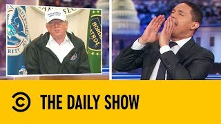 Donald Trump's Drunk History Lesson | The Daily Show With Trevor Noah