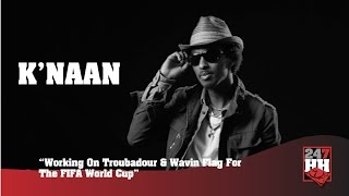 K'Naan - Working On 'Troubadour' And 'Wavin' Flag' For The FIFA World Cup (247HH Archives)