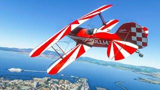 Microsoft Flight Simulator 2020 Gameplay - Absolutely Stunning!