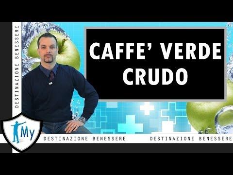 Caffè Verde Crudo - Proprietà, Effetti, Funzioni