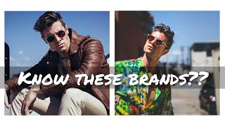 6 Sunglasses Brands You NEED to Know | All Under $200 | Men's Accessories | Parker York Smith