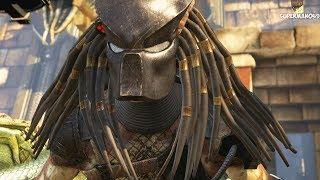 "HUNTER PREDATOR COMBO INTO BRUTALITY IS BEAUTIFUL! - Mortal Kombat X ""Predator"" Gameplay"