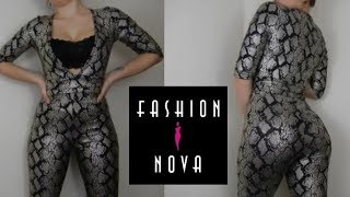 Snake it up - ft Fashionova