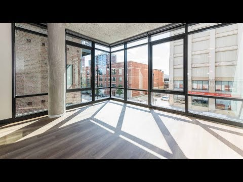 A sunny -06 one-bedroom at the South Loop's new Coeval