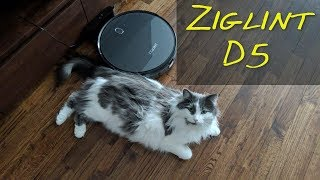 Ziglint D5 Smart Vacuum _(Z Review)_ It Sucks!.. in a good way?
