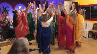 21 Praises of Tara 2016 at the Temple of Peace on Maui, Hawaii